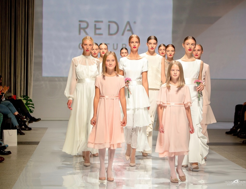 Reda Couture Isteku lt Wedding Fashion Show