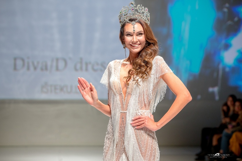 DIVA DDRESS Isteku lt wedding fashion show