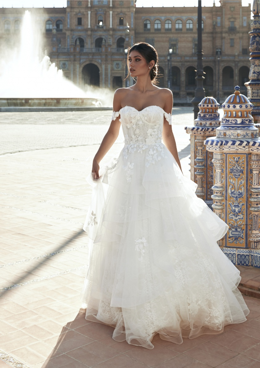 MARCHESA for PRONOVIAS 2022 kolekcija